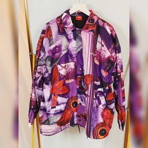 vaporwave style jacket